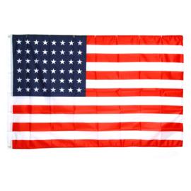 Vlag USA 48 Sterren WO2
