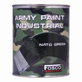 Literblik Nato Groen