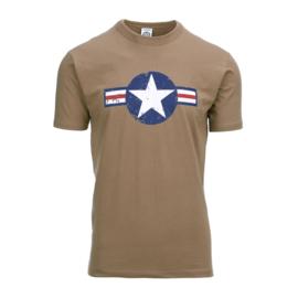 T-shirt USAF Coyote