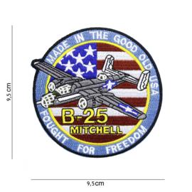 Embleem B-25 Bommenwerper