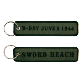 Sleutelhanger D-Day Sword Beach