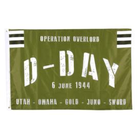 Vlag D-Day 75 jaar Overlord