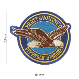 Embleem Pratt & Whitney