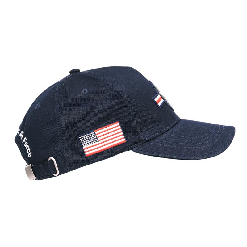 Baseball cap USAF Blauw