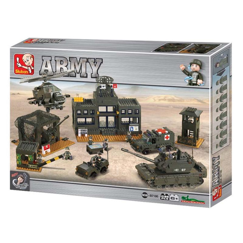 Hoofdkwartier legerleiding
