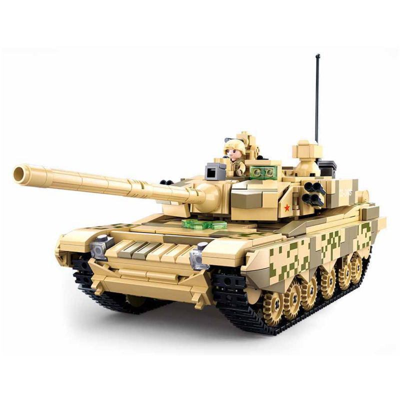 Sluban Main battle tank M38-B0790