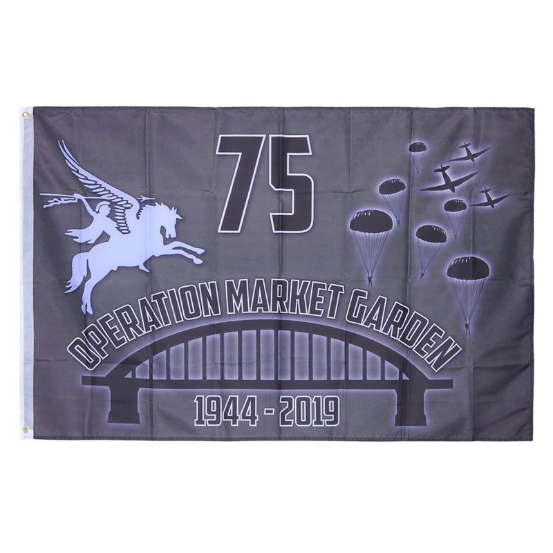 Vlag 75 jaar Operation Market Garden