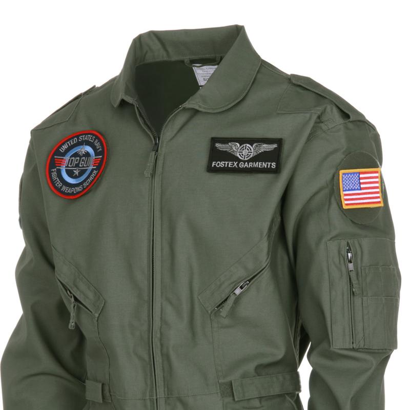Piloten Overall Sage Green