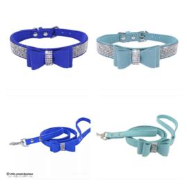 Halsband en riem- setjes