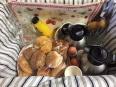 Luxe ontbijmand