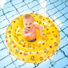 Baby zwemzitje 'circus'