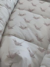 Babynestje 'Beige Birds'
