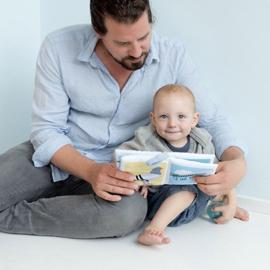 Babyboekje / Welkom in Antwerpen