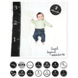 Luluji swaddle LOVE BEHOND MEASURE