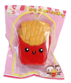 Squishy French Fries  Pink (6 PCS)