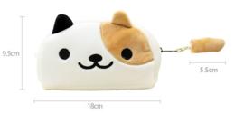 EU - Plushie Pouch Cat (5 PCS)