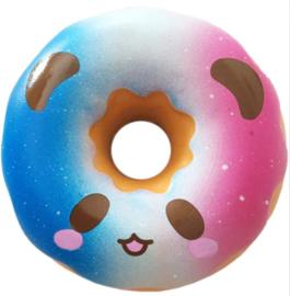 NL - 6 X Squishy MostCutest.nl Galaxy Donut (6 PCS)