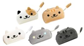 NL - Plushie Pouch Cat (5 PCS)