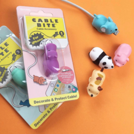 Kawaii Cable bite (12 PCS, mixed lot)