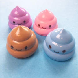 EU - Pencil sharpener kawaii poo (12 PCS)