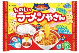 Popin Cookin Ramen Noodles (10 PCS)