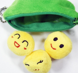 Kawaii beans plush mini (8 PCS)