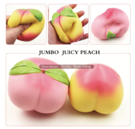 Squishy Peach (6 PCS)
