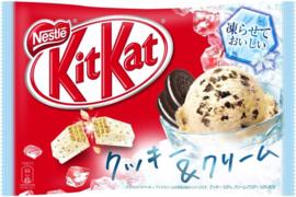 KitKat mini Freezable - Cookies & Cream - 6 PCS LOT