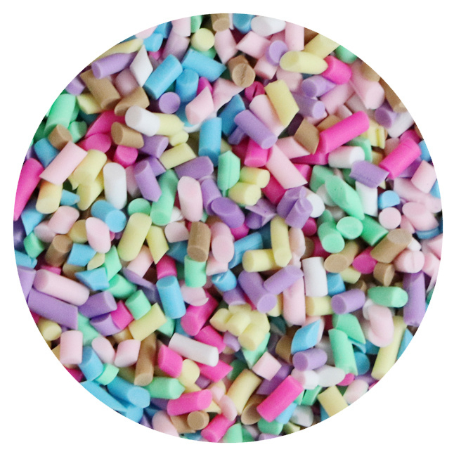 DIY Sprinkles - pastel - 50 grams