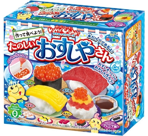 NL - Popin Cookin Sushi Candy (5 PCS)