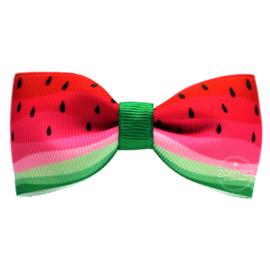 Haarstrik groot watermeloen