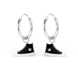 Oorbellen hoops sneakers