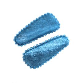 Baby haarspeldjes lichtblauw