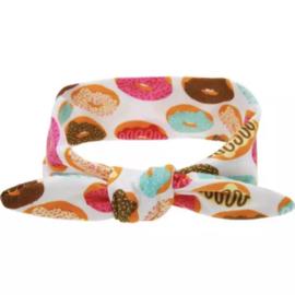 Strik - wrap haarband donuts