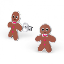 Oorbellen Gingerbread