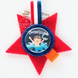 Medaille zwemdiploma C