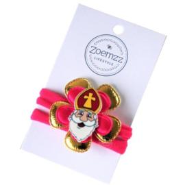 Haarbandje Sinterklaas
