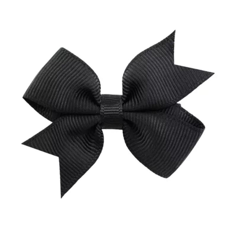 Haarstrik klein zwart