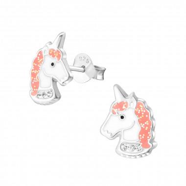 Oorbellen unicorn paard