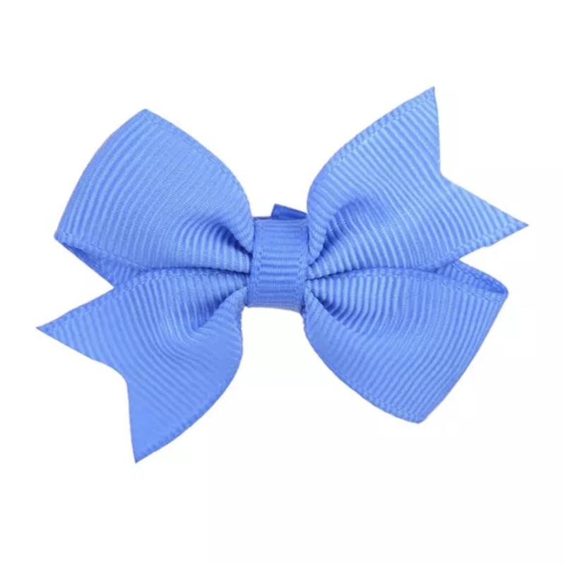 Haarstrik klein blauw