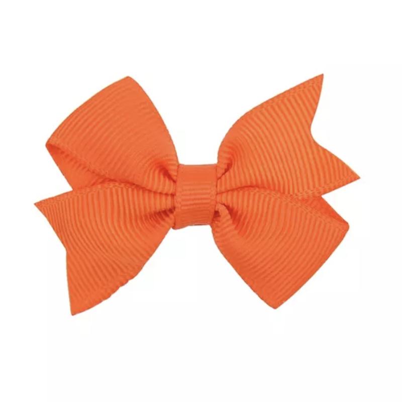 Haarstrik klein oranje