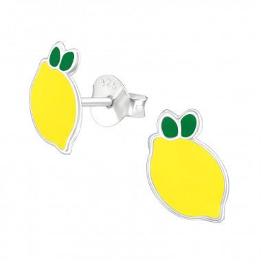 Oorbellen citroen