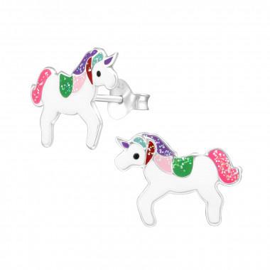 Oorbellen unicorn