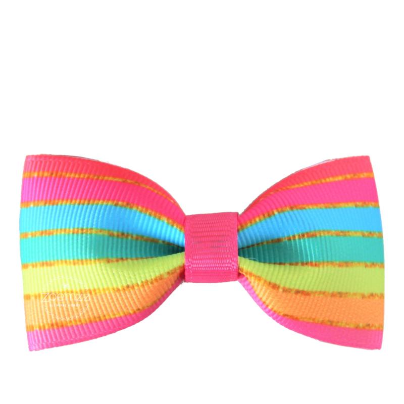 Haarstrik rainbow
