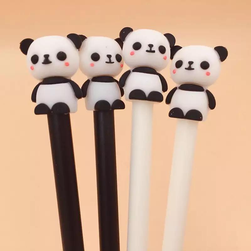 Pen met panda beertje