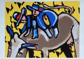 Herman Brood - Bull's Ride