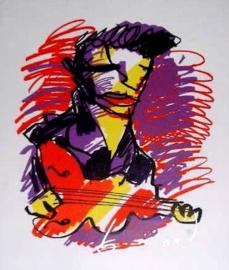 Herman Brood - Gitarist