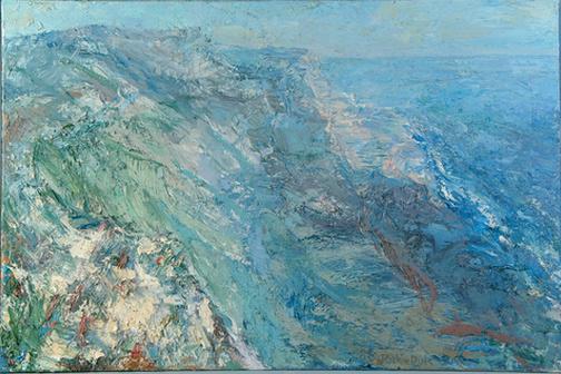 Richard van Dijk - Noord-Franse kust