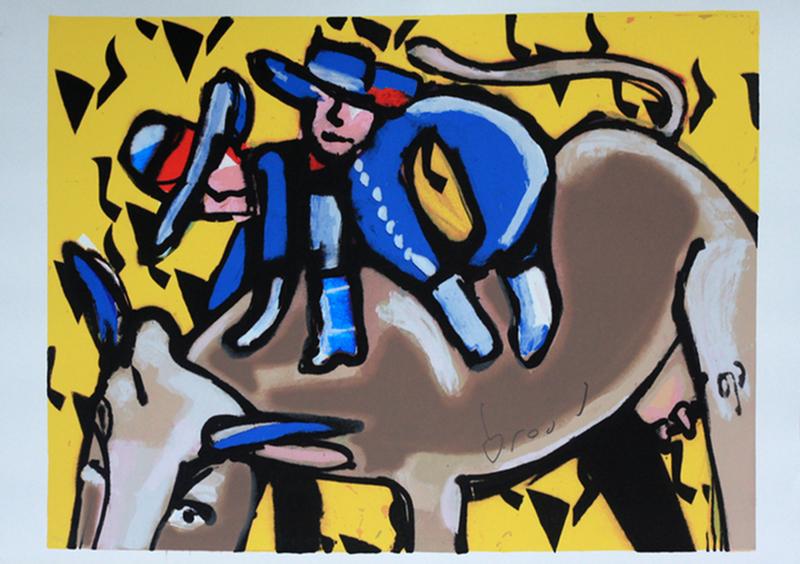 Herman Brood - Bull's Ride