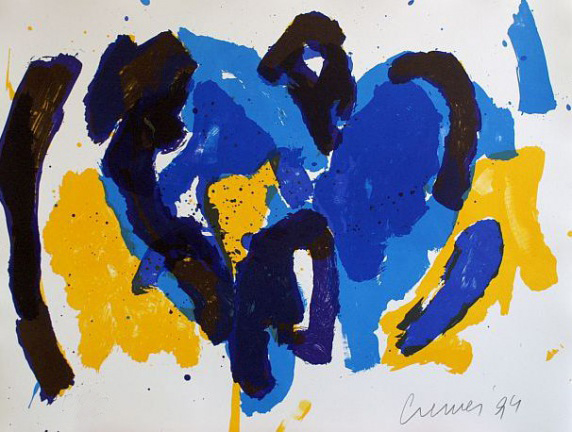Jan Cremer - Tulipe Funny Ardant